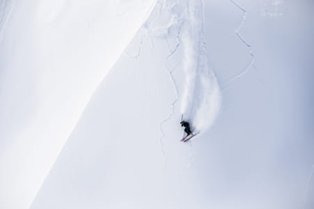 Richard Permin skiing in Tordrillo mountains in Alaska, USA. by Red Bull Photography on 500px