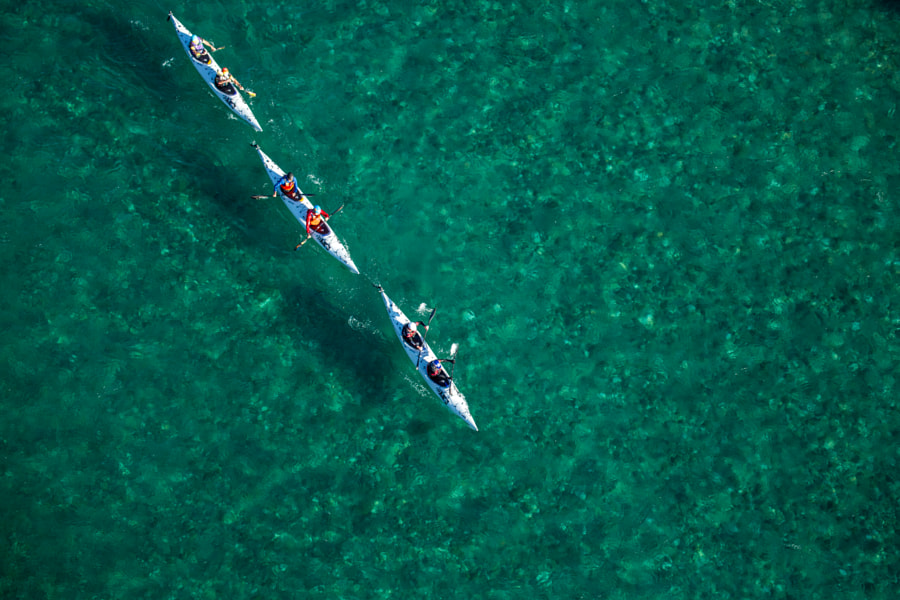 Red Bull Defiance participants at Wanaka, New Zealand. by Red Bull Photography on 500px.com