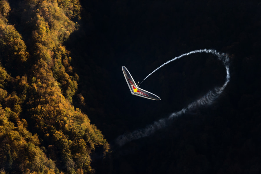Matjaz Klemencic Hang Gliding in Bovec, Solvenia. by Red Bull Photography on 500px.com