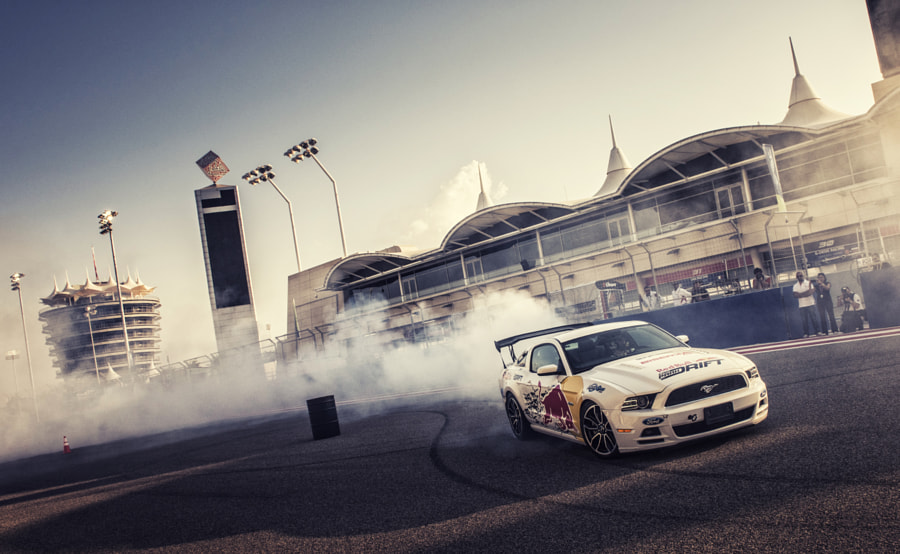 Abdo Feghali racing at Bahrain International Circuit, Bahrain. by Red Bull Photography on 500px.com
