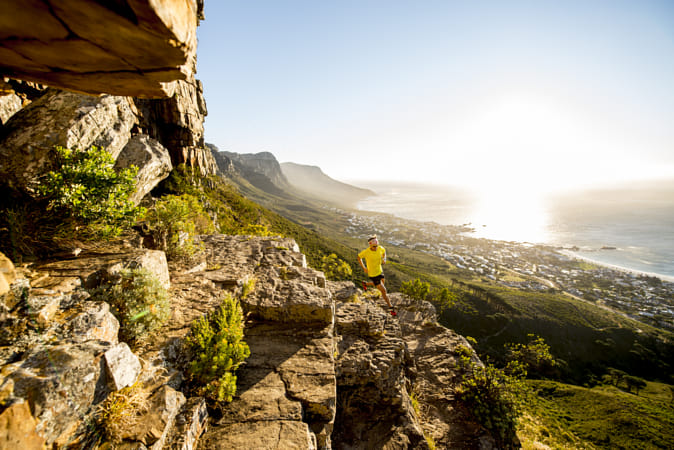 Ryan Sandes Training in Cape Town, South Africa. by Red Bull Photography on 500px