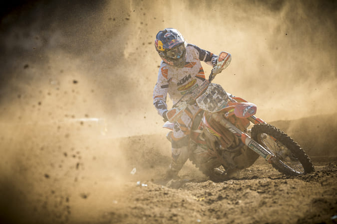 Taylor Robert races at Red Bull Day In the Dirt at Glen Helen Raceway, San Bernardino,... by Red Bull Photography on 500px