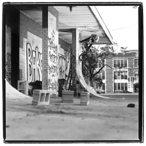 Tyler Fernengel doing a tobogan footplant on his bike in Detroit, United States of America. by Red Bull Photography on 500px