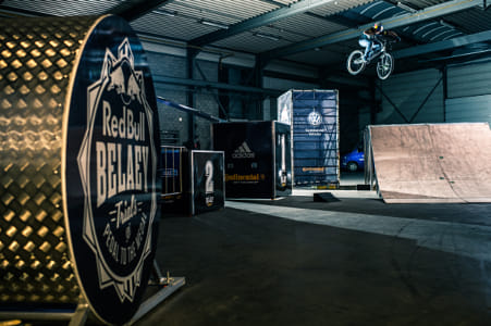 Kenny Belaey at Pedal to the Medal in Brussels, Belgium. by Red Bull Photography on 500px