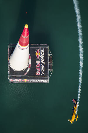Matt Hall Flying in the Red Bull Air Race World Championship in Abu Dhabi, United Arab Emirates. by Red Bull Photography on 500px
