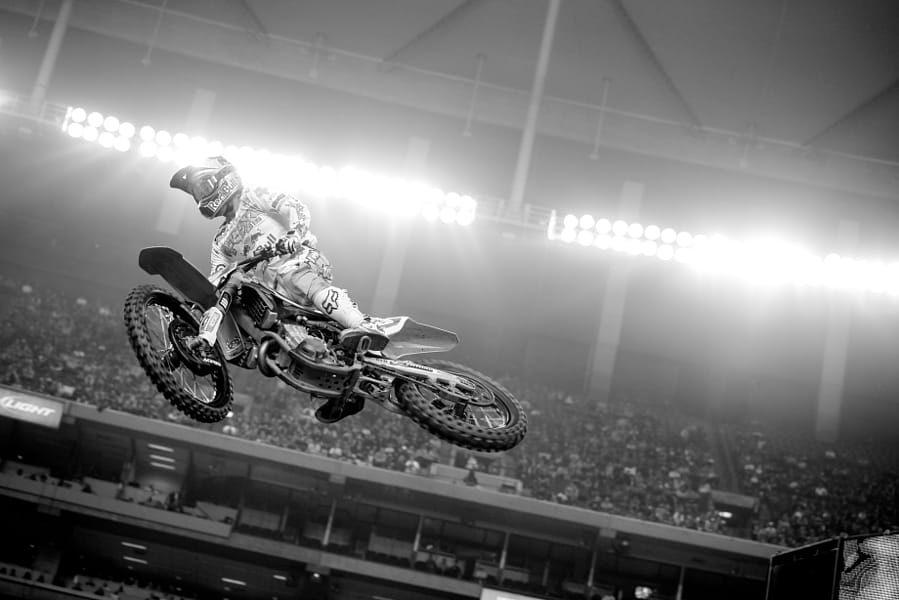 Ryan Dungey Competes At The AMA Supercross Series in Atlanta, Georgia, USA. by Red Bull Photography on 500px