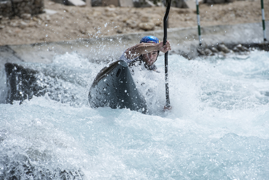Vavrinec Hradilek at Red Bull Wakeboarding meets Kayak in Al Ain, United Arab Emirates. by Red Bull Photography on 500px.com