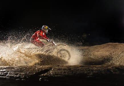 Geoff Aarons practising in Perris, California, USA. by Red Bull Photography on 500px