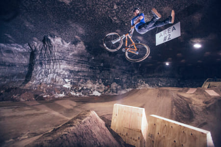 Adam Hauck at The Mega Cavern in Louisville, United States of America. by Red Bull Photography on 500px