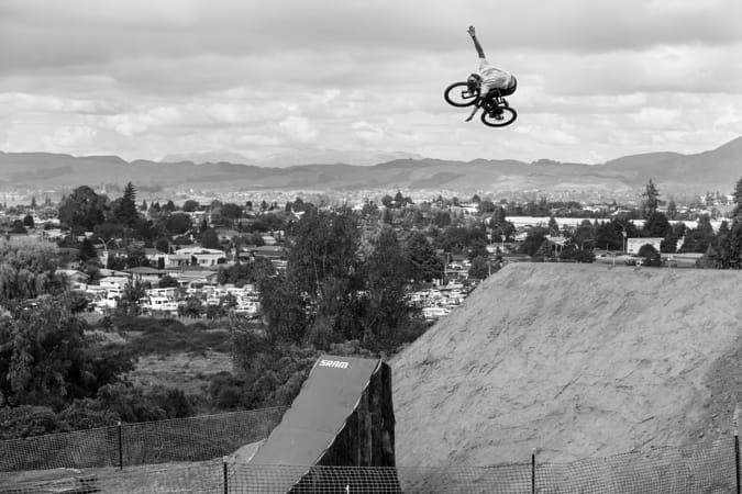 Martin Soderstrom competing at Crankworx in Rotorua, New Zealand. by Red Bull Photography on 500px
