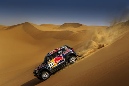 Nasser Al-Attiyah Performs in the Abu Dhabi Desert Challenge, Abu Dhabi, UAE. by Red Bull Photography on 500px