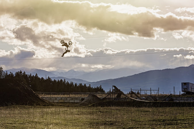 Kyle Demelo training in Oliver, Canada. by Red Bull Photography on 500px