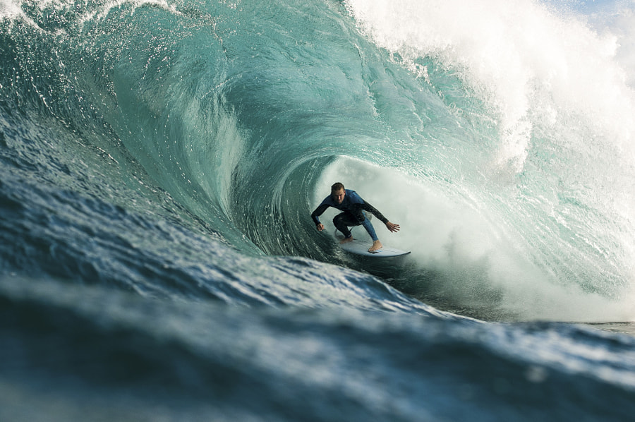 Kieren Perrow surfing at Prevelly, Australia. by Red Bull Photography on 500px.com