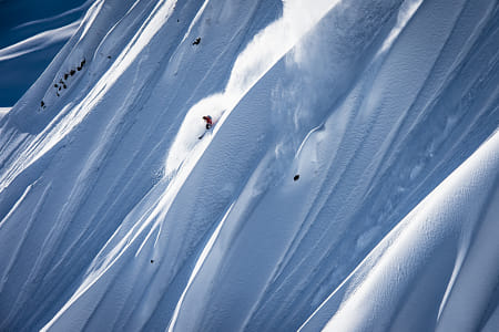 Fabian Lentsch Skiing in Haines, AK, USA by Red Bull Photography on 500px