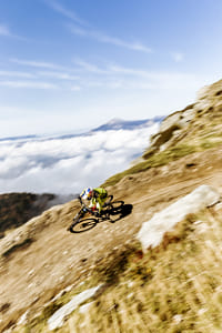 Myriam Nicole Riding in Les 7 Laux, France. by Red Bull Photography on 500px