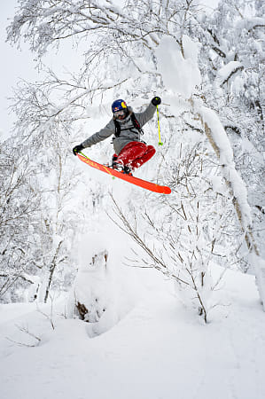 Paddy Graham performing in Hokkaido, Japan. by Red Bull Photography on 500px