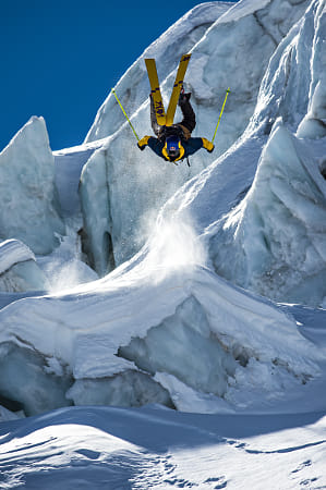 Paddy Graham performing in Saas-Fee, Switzerland. by Red Bull Photography on 500px