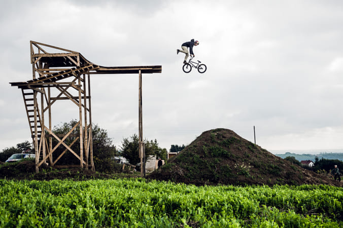 Dawid Godziek performs during the Piano Ride in Tomaszowice, Poland. by Red Bull Photography on 500px