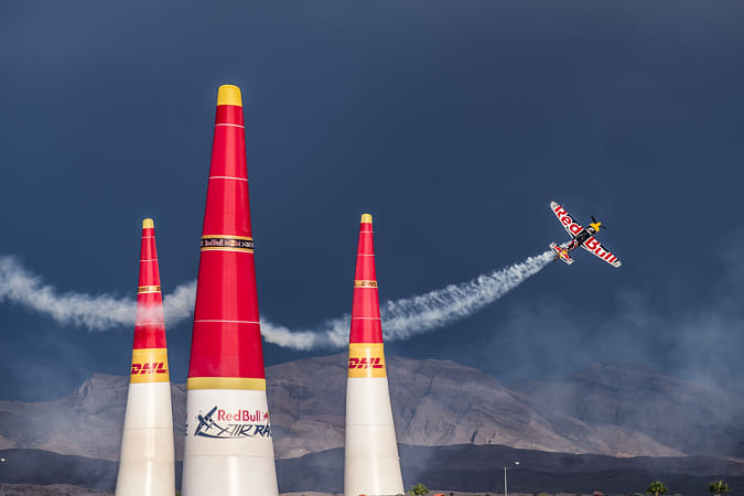 Hannes Arch Training for the Red Bull Air Race World Championships in Las Vegas, Nevada, USA.  by Red Bull Photography on 500px