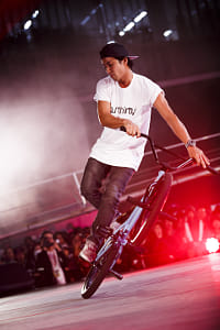 Yohei Uchino performing at Shock the World Real Toughness in Tokyo, Japan. by Red Bull Photography on 500px