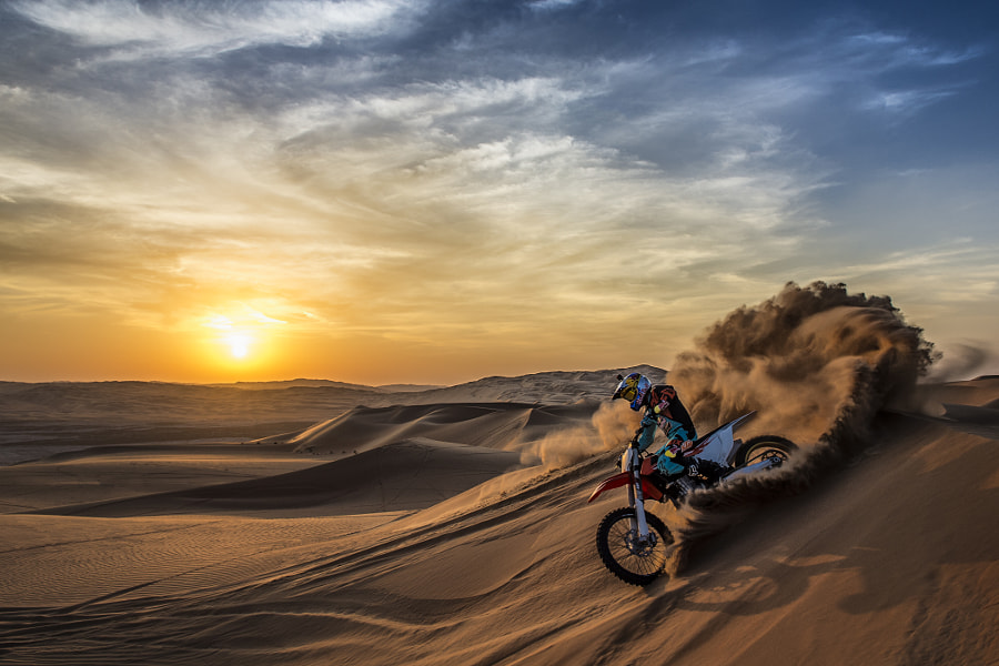Ronnie Ronner performing in Abu Dhabi, United Arab Emirates. by Red Bull Photography on 500px.com