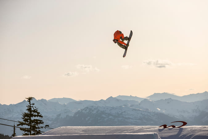 Craig McMorris performing in Whistler, Canada. by Red Bull Photography on 500px