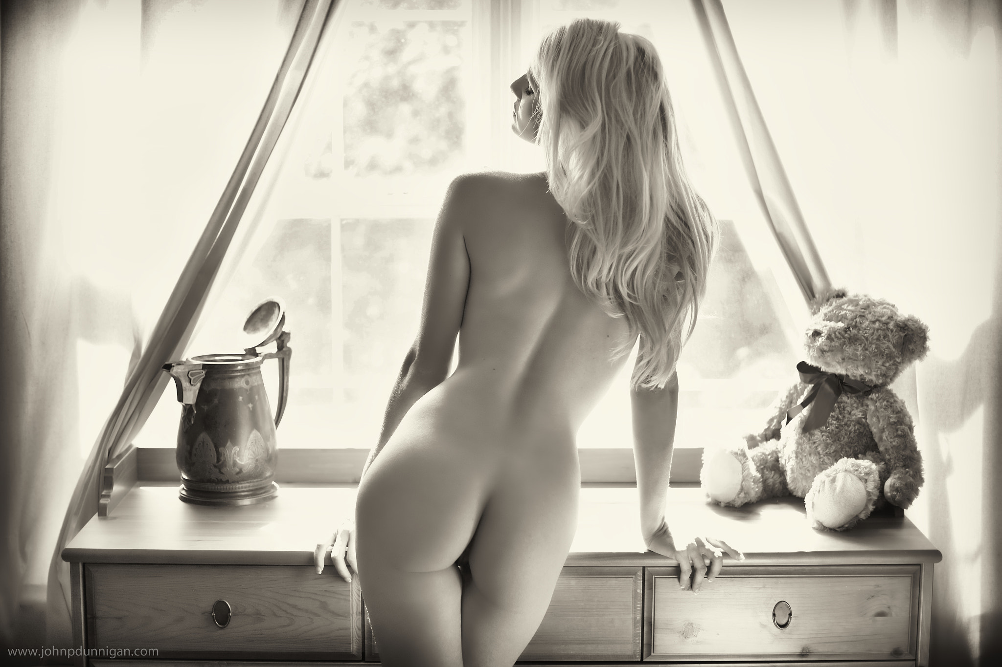 Photograph nude - afternoon sun by John Dunnigan on 500px