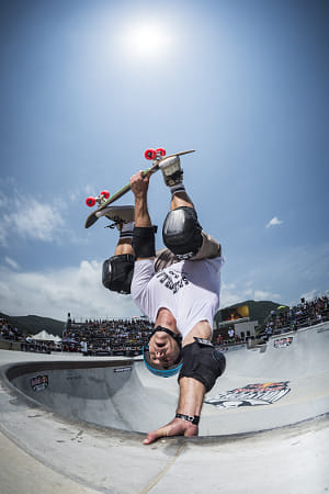 Competitor Performs During the Red Bull Skate Generation in Florianopolis, Brazil. by Red Bull Photography on 500px
