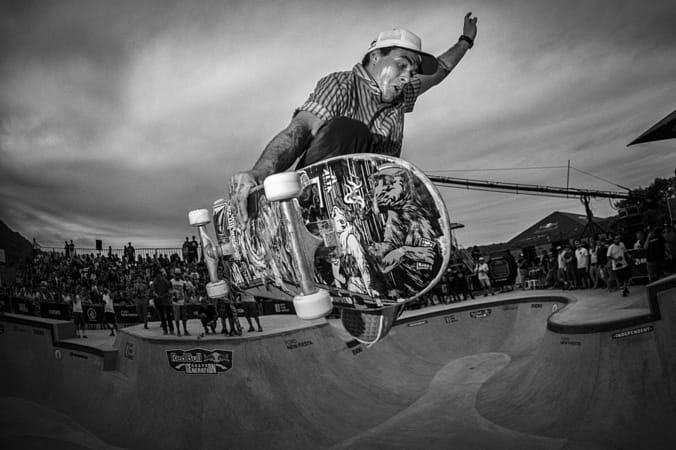 Pedro Barros performing at Red Bull Skate Generation in Florianopolis, Brazil. by Red Bull Photography on 500px