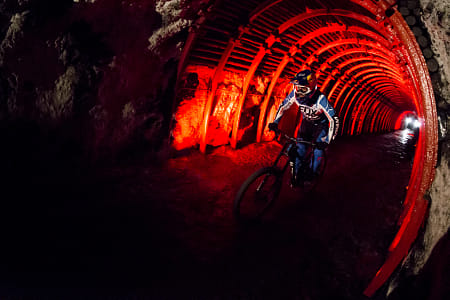 Marcelo Gutierrez competing at Ride into the Earth in Zipaquira, Colombia. by Red Bull Photography on 500px