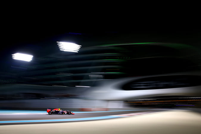 Daniil Kvyat racing in Austin, Texas, USA. by Kelly Schwarze on 500px
