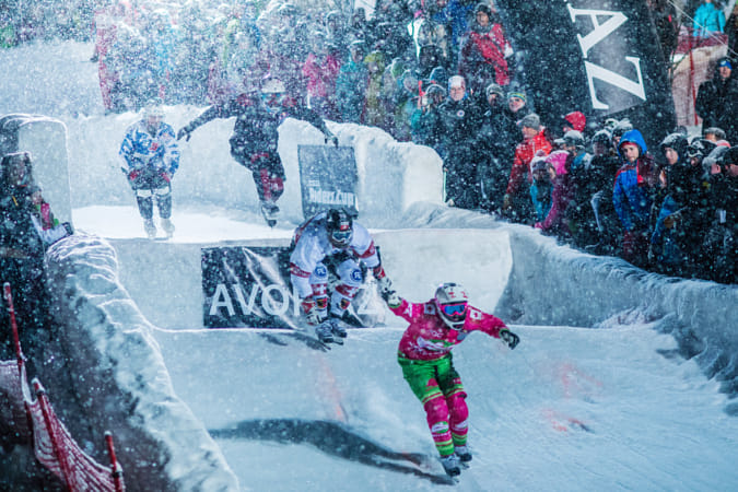 Competitors in Riders Cup in Avoriaz, France. by Red Bull Photography on 500px