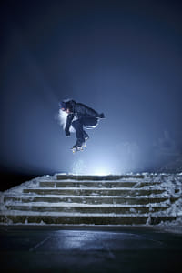 Gard Hvaara Performs During the Winter Project in Oslo, Norway. by Red Bull Photography on 500px