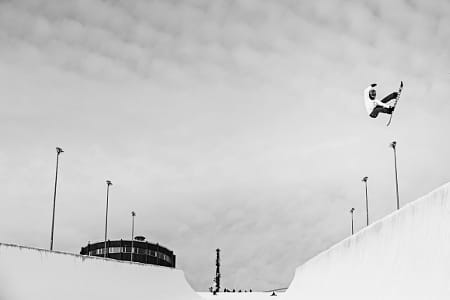 Tim Kevin Ravnjak Snowboarding in Laax, Switzerland. by Red Bull Photography on 500px