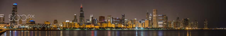 Photograph Chicago Skyline by JD Maloney on 500px