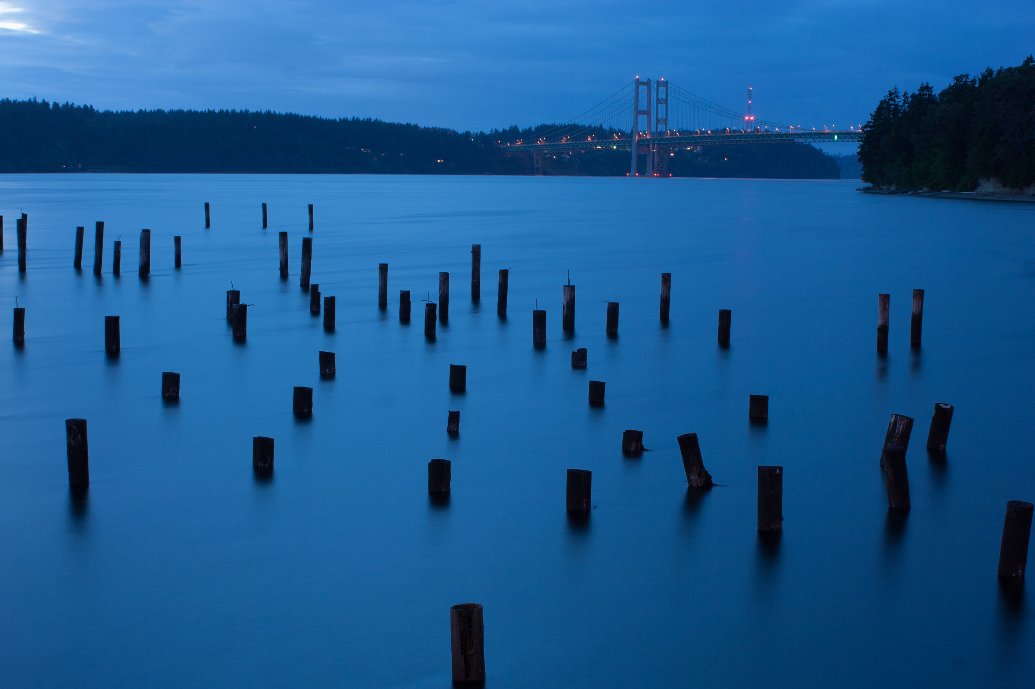 Photograph Titlow at night by Erik Hannon on 500px