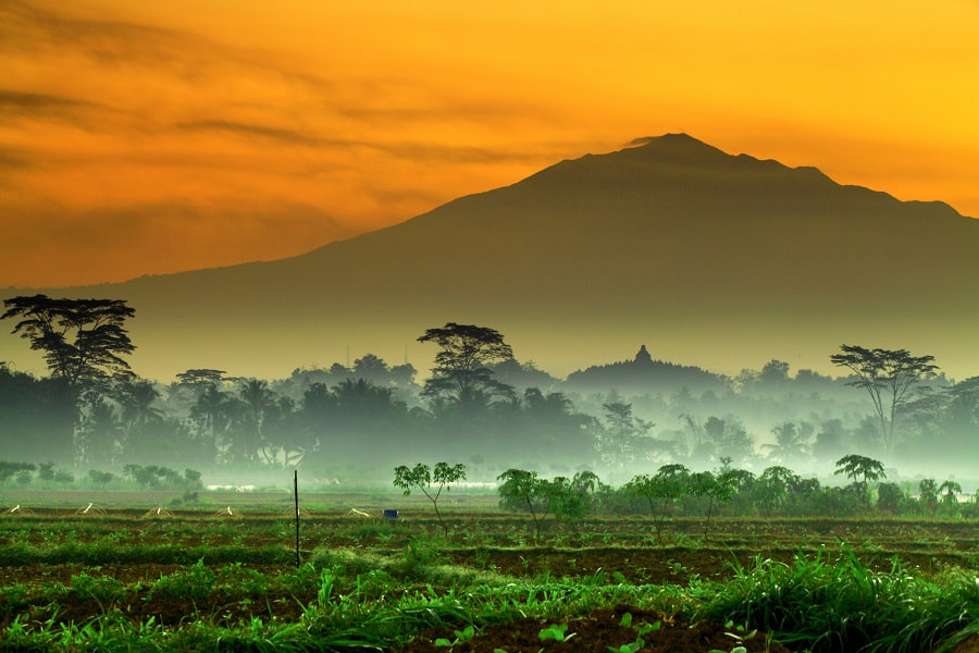 Photograph Mystical of Borobudur by fredi daeli on 500px