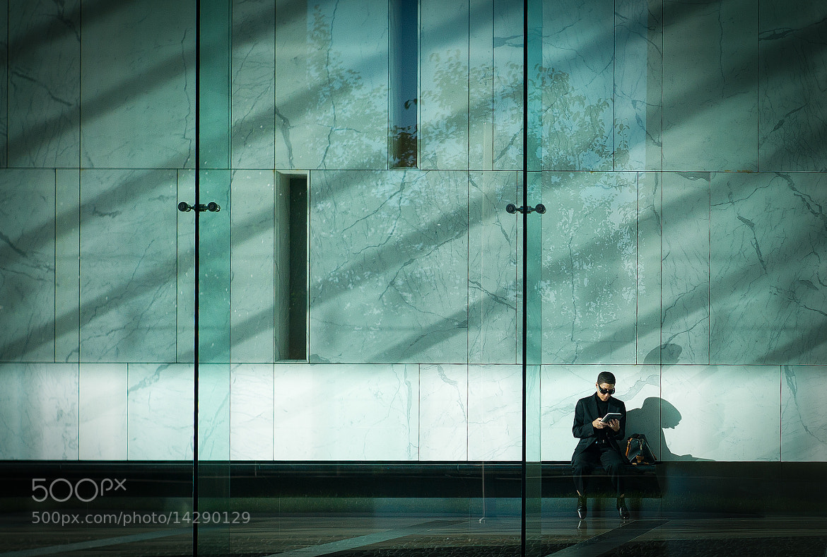 Photograph Waiting II by Daniel Sackheim on 500px