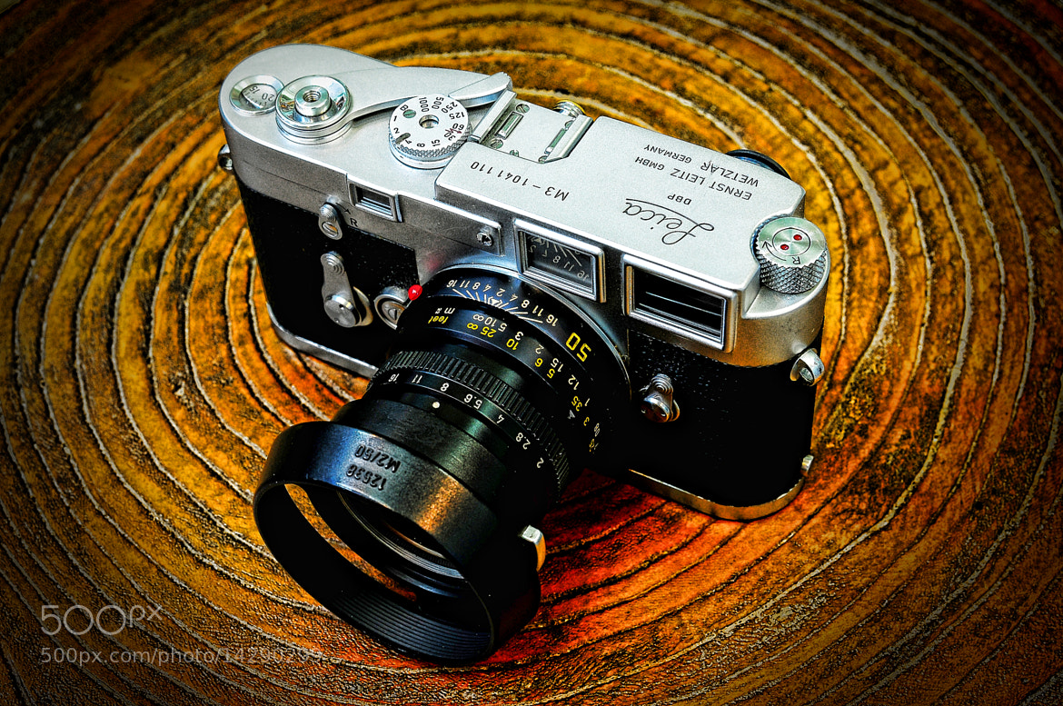 Photograph Leica M3 by Frank Lin on 500px