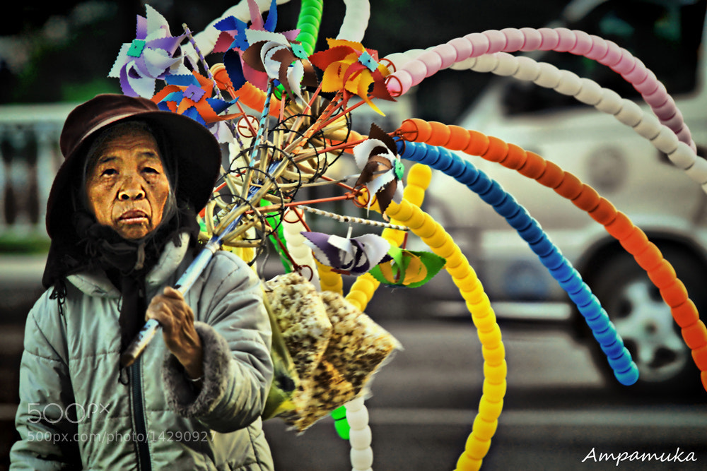 Photograph Toy Grandma by Suradej Chuephanich on 500px
