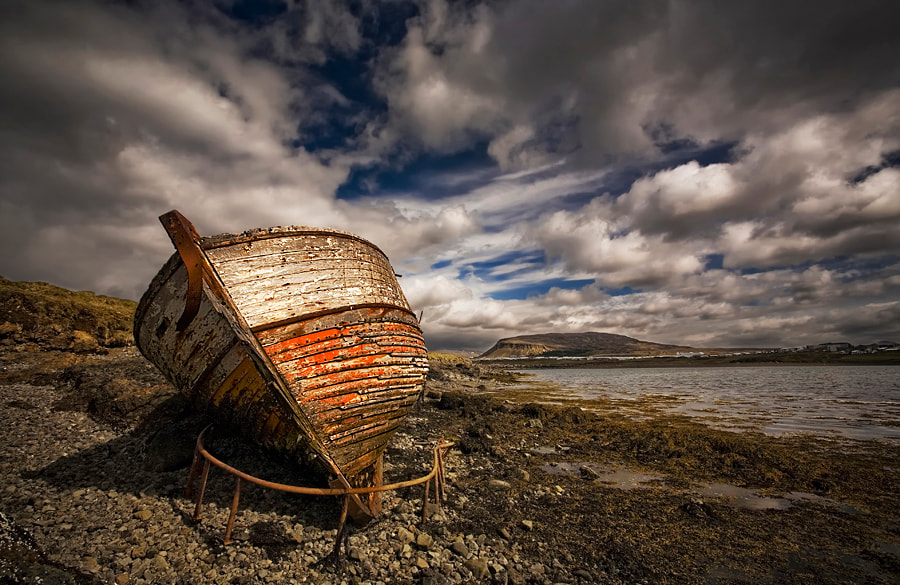 Photograph Waiting for one last Flood... by Þorsteinn H Ingibergsson on 500px
