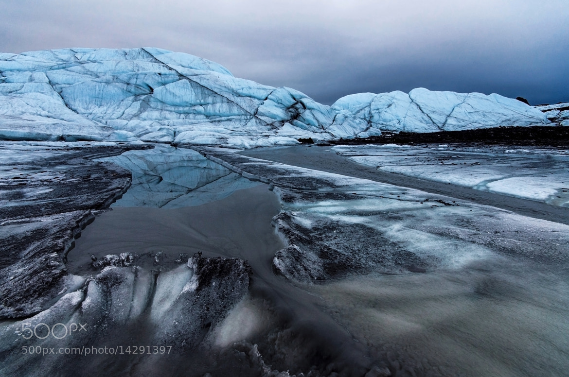 Photograph Dark Ice by Nae Chantaravisoot on 500px