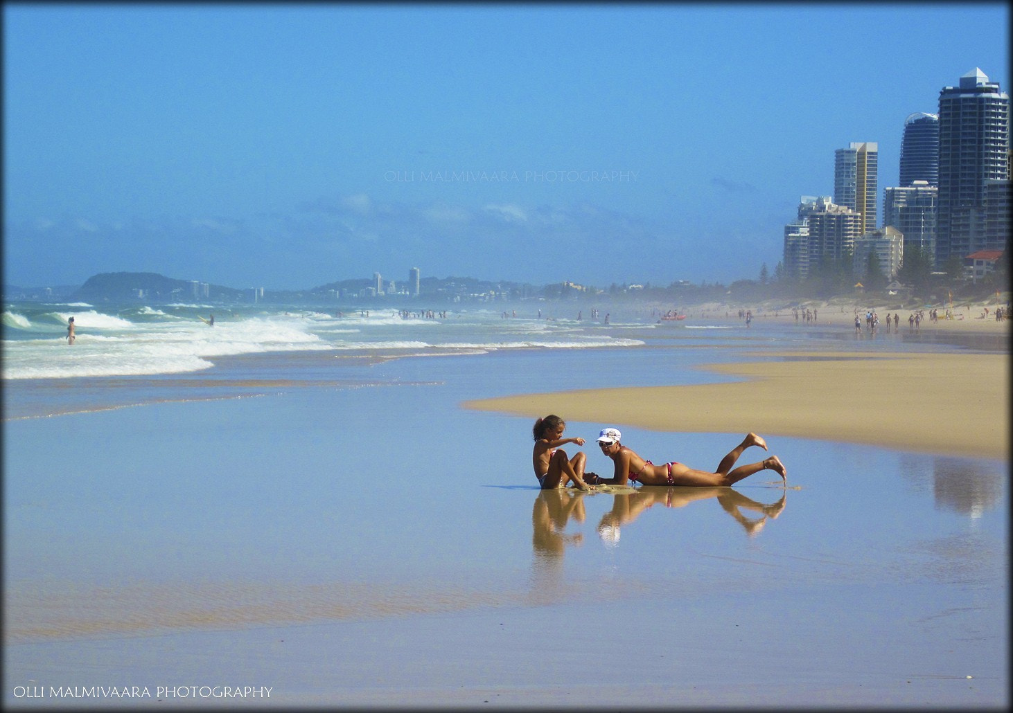 Photograph Surfers Paradise by Olli Malmivaara on 500px
