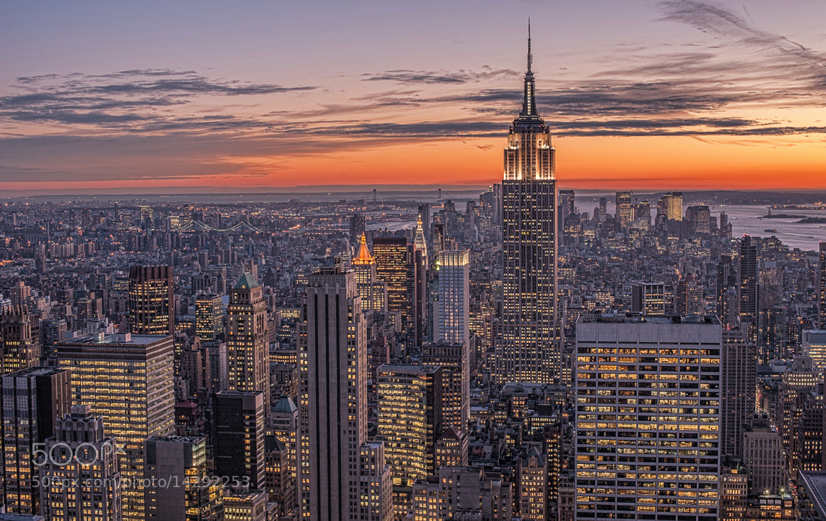 Photograph EMPIRE STATE by WilsonAxpe /  Scott Wilson on 500px
