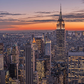 EMPIRE STATE by WilsonAxpe /  Scott Wilson (wilsonaxpe)) on 500px.com