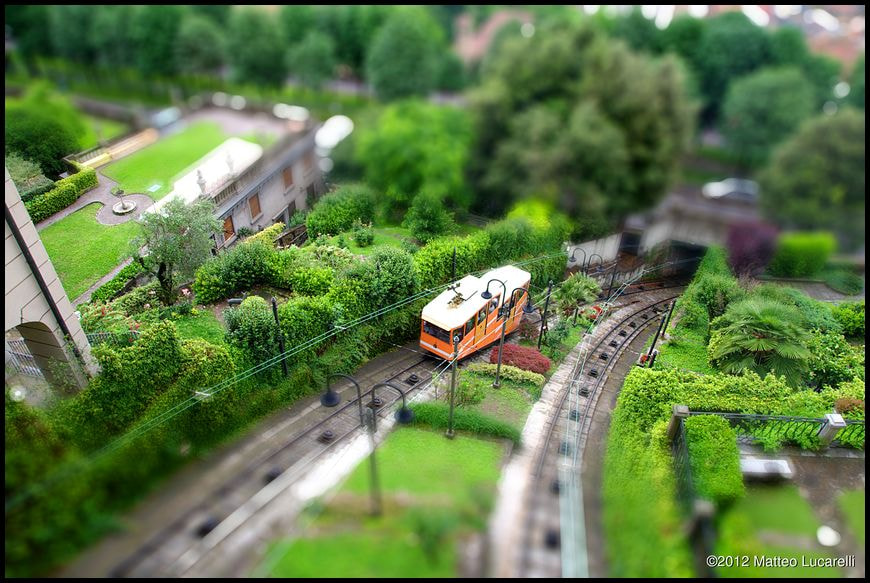 Photograph Toy town - 2 by Matteo Lucarelli on 500px