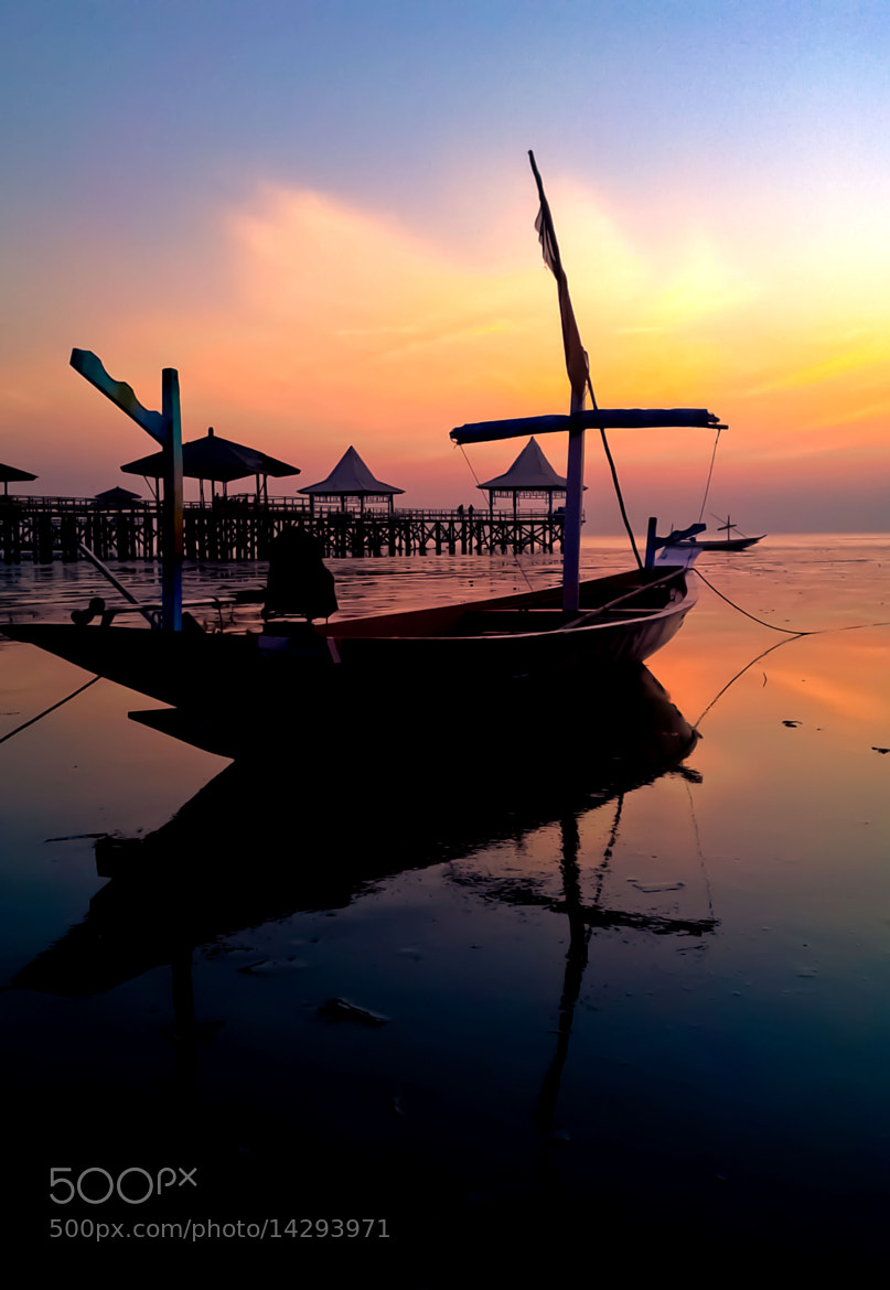 Photograph Before sunrise by Wawan Gilang on 500px