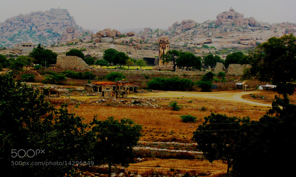 Photograph The Hampi Landscape by Shubhra Rishi on 500px