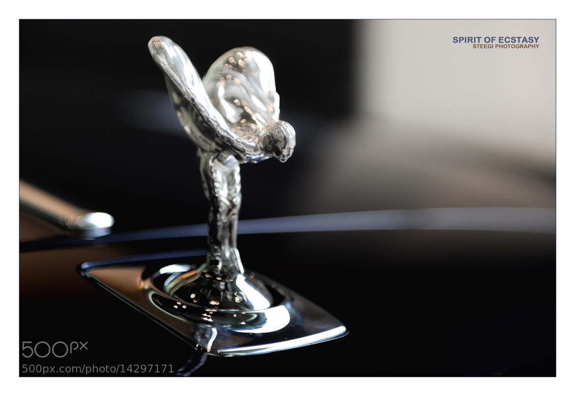 photograph spirit of ecstasy by andreas steegmann on 500px. Black Bedroom Furniture Sets. Home Design Ideas