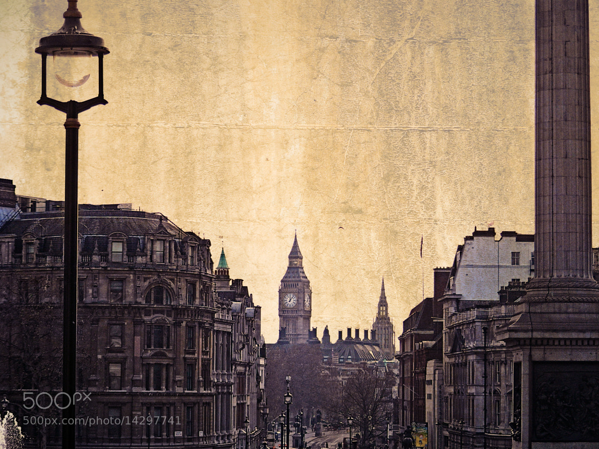 Photograph London postal by Fran  Andrades on 500px